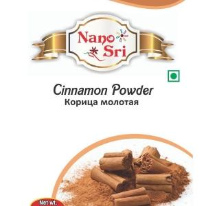 Корица Молотый 100 гр. / Cinnamon Powder 100g. Nano sri