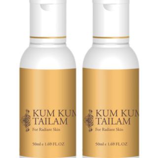 Кумкумади масло для лица