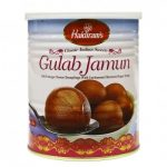 Сладости индийские Гулаб Джамун HALDIRAM'S, 1кг.