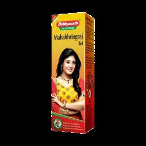 Масло для волос МахаБрингарадж (Bringaraj tail) против выпадения волос 100 мл