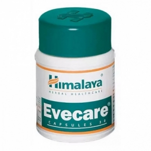 Evecare (Ивкеа) для женского здоровья, Himalaya 30 кап