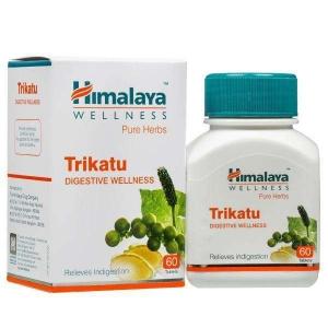 HIMALAYA Trikatu Трикату (для пищеварения), 60 таб.